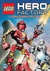 Lego Hero Factory - Rise Rookies (DVD, 2011)