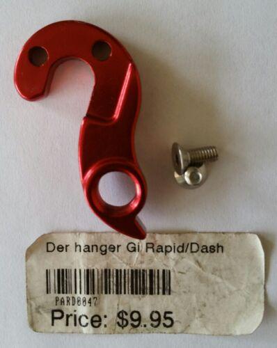 Derailleur Hanger Giant Rapid//Dash Red NEW