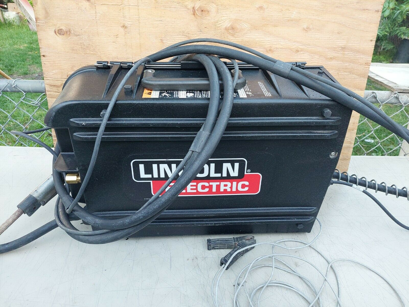 Lincoln LN-25X suitcase welder FULLY TESTED (Good Condition). Available Now for 1969.00