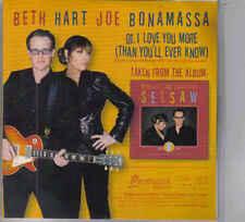 Beth Hart&Joe Bonamassa-I love You More Promo cd single