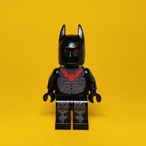 Lego Custom Batman Beyond Suit Uv Printed Ebay