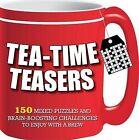 Shaped Trivia Tea-Time Teasers by Parragon Book Service Ltd (Paperback, 2015)