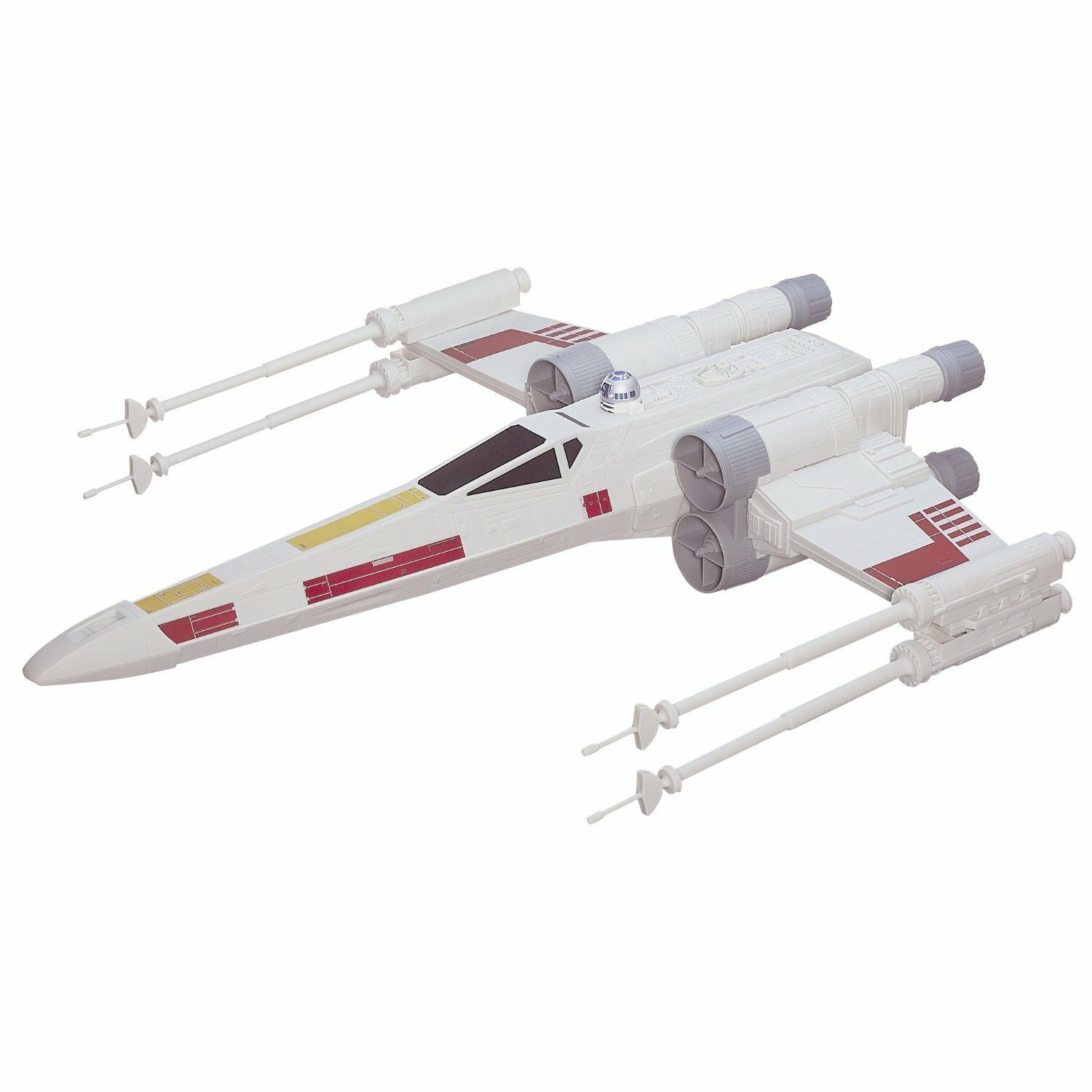 Star Wars Hero Series X-Wing Fighter Vehicle - Large X-Wing Fighter  StarWars