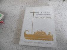1974.Les pacificateurs.Jean XXIII Athenagoras Dimitrios.Panotis
