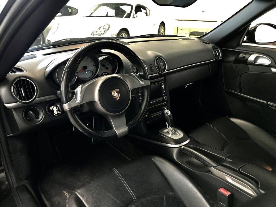 Porsche Cayman S 3,4 PDK Benzin aut. modelår 2009 km 117000