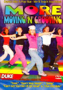 More-Moving-039-N-039-Grooving-NEW-DVD-Region-4-Australia