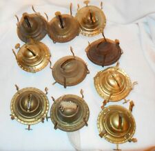 Kerosene oil lamp burners