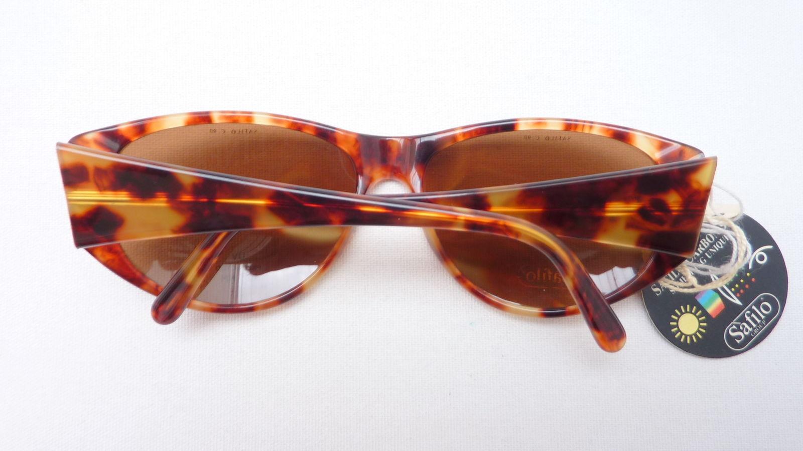 SafiloSonnenbrille Damen XXL 70s tolles tolles tolles Design made in  Vintage   Größe L    Passend In Der Farbe    Primäre Qualität    Tadellos  9d7544