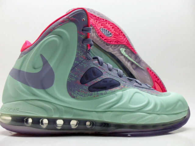Nike Air Max Hyperposite Christmas Rajon Rondo Arctic Green Grey Mens Shoes  9.5 c17d7b8fe