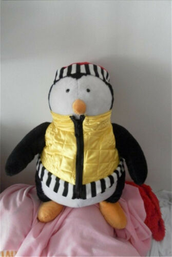 Cute TV Series Friends Joey/'s Friend HUGSY Plush PENGUIN Rachel Stuffed Doll 18/""