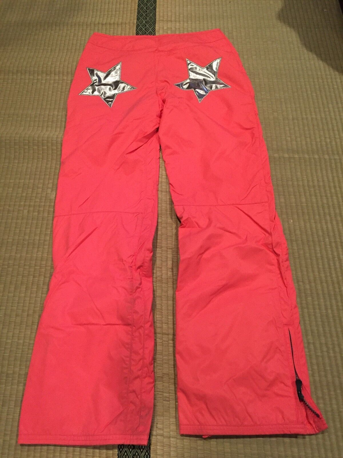 JS XTREME Ski Snow Winter Star Pants Size 1 need to fix