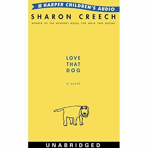 Love That Dog By Sharon Creech And Scott Wolf Reader On Audio Cassette