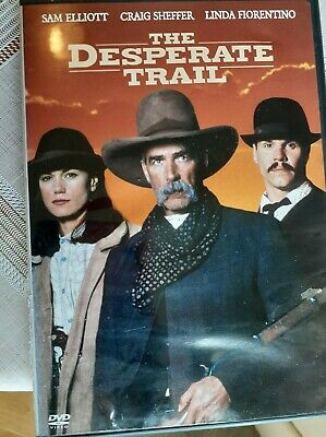 Dvd The Desperate Trail Sam Elliot Linda Fiorentino Craig Sheffer 53939676624 Ebay Amiable con man jack cooper is on a westbound stagecoach, headed for the next batch of suckers who will mistake him for an easy mark. ebay