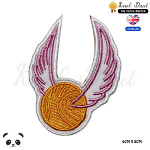 Harry-Potter-Quidditch-Embroidered-Iron-On-Sew-On-Patch-Badge