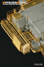 Voyager PEA258 1/35 US Army M1A1/ M1A2 stowage bin/baskets/CIP(For DRAGON All)