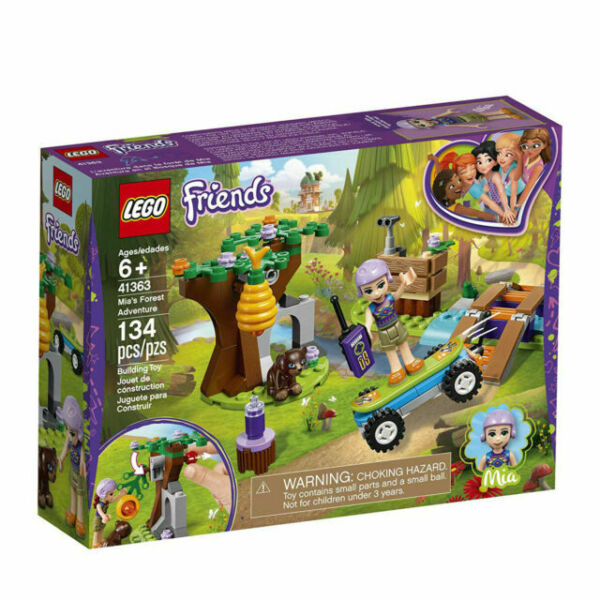 frnd274 NEW LEGO Mia FROM SET 41345 FRIENDS