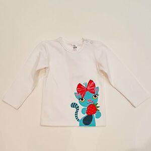 JOHN DEERE Baby 6-9 12 18 or 24 Month Green Long Sleeve Cotton Bodysuit NWT