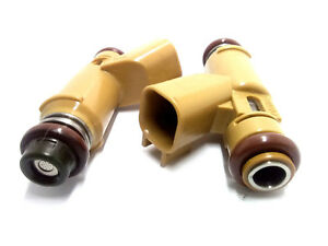Complete Set of 5 Fuel Injector 8627815 For 2004-2010 VOLVO S40 2.4L 5 CYL.