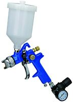 Speedway 20oz Hvlp Gravity Feed Paint Spray Gun With Regulator Mpn/model 45993 on sale