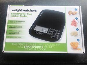 weight watchers black smartpoints kitchen scales smart. Black Bedroom Furniture Sets. Home Design Ideas
