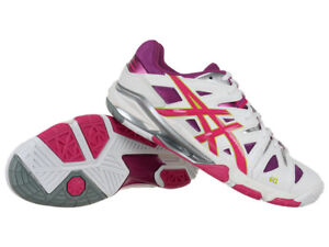 trampa cupón Pautas  Asics Gel Sensei 5 Womens Volleyball Shoes Indoor Volleyball | eBay