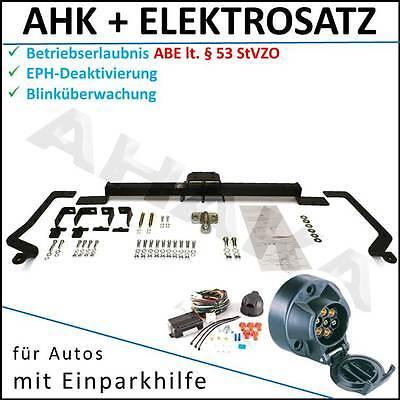 Elektrosatz 7pol spezifisch E-Satz für Anhängerkupplung Für Fiat Ducato 06-11