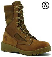 Belleville 550 St Usmc Hot Weather Steel Toe Combat Boots All Sizes (r/w 3-16)