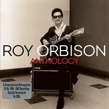 ROY ORBISON - ANTHOLOGY - HIS 1956-1962 RECORDINGS (NEW SEALED 3CD SET)