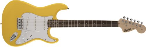 Squier FSR Affinity Stratocaster Graffiti Yellow