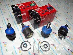 For-90-93-Integra-CRX-4-Front-Lower-amp-Adjustable-Upper-Ball-Joints-K9385-K90492