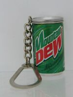 Mountain Dew Mini Can Key Chain