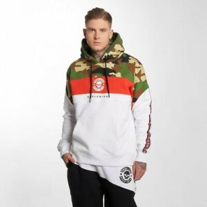 Thug-Life-Hoodie-Gr-5XL-Oldschool-Hip-Hop-Haftbefehl-2Pac-Streetwear-Reduziert