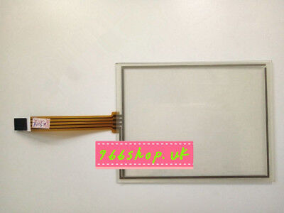 """1X For AMT 91-09542-00A 12.1/""""4wire Touch Screen Glass Panel"""