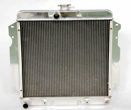 KKS 3 ROW Aluminum RADIATOR FOR 1965-69 DODGE DART Charger Plymouth Satellite