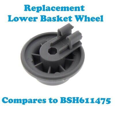 Bosch Sms50e22au/44 Sms50e22au/51 Sms50t02gb/01 Dishwasher Lower Basket Wheel Groot Assortiment