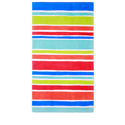 NEW Vue Utopia Beach Towel: Nicargua Multi