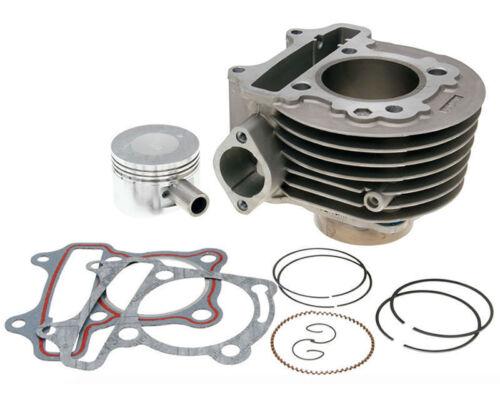 157QM Longjia 125cc LJ125T-A 125cc Cylinder Piston Gasket Set 152QMI