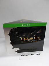 DEUS EX MANKIND DIVIDED COLLECTOR'S EDITION - XBOX ONE - NUOVO NEW