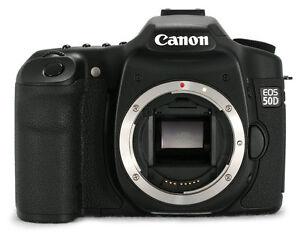canon eos 50d 15 1mp digital slr camera body only 13803104684 ebay rh ebay com