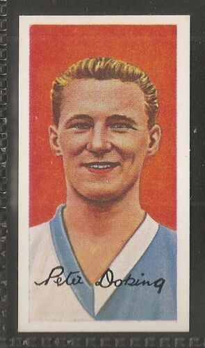 BLACKBURN DOBING BARRATT-FAMOUS FOOTBALL ERS-A10-#21
