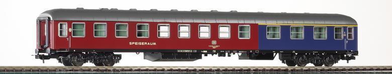 PIKO 59625 treno rapido-metà di alimentazione auto arm216, DB, Ep. IV #27646