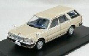 Dism Nissan Y30 Cedric Van Dernier Ver. V20e De Luxe '91 Jaunâtre Argent Neuf