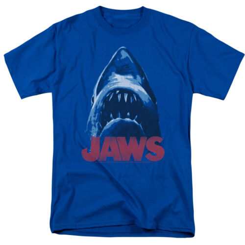 Jaws From Below T-Shirt Sizes S-3X NEW