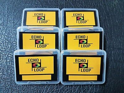 6 X Roland Space echo tape loops RE101 RE150 RE201 RE301 RE501 loop