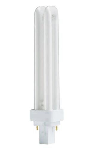 4100K 2 Pin CFL 13 watt Quad Tube Compact Fluorescent Light Bulbs