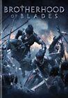 Brotherhood of Blades 2015 Region 1 DVD