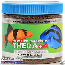 New Life Spectrum Thera A 250g (8.8oz) Pellet Fish Food FREE USA SHIPPING!