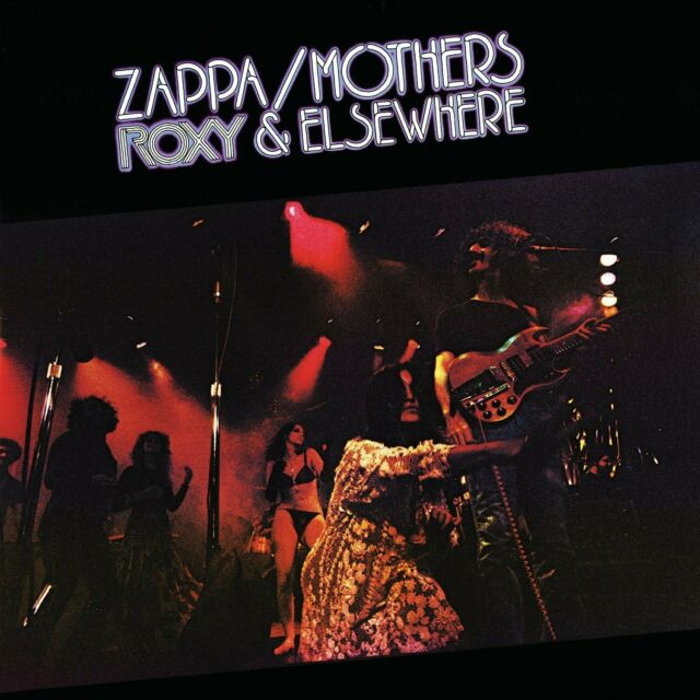 Zappa Mothers Roxy Amp Elsewhere Vinyl Ebay