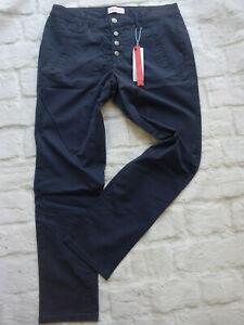 MAC Hose Chino Cool Sunshine 0451 5801 Damen Pants Straight Fit Stretch