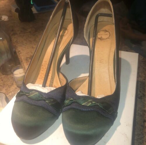 Anthropology Heels Size 7